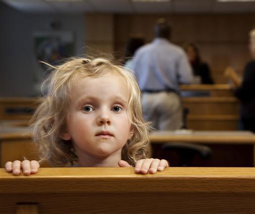 Child Testify